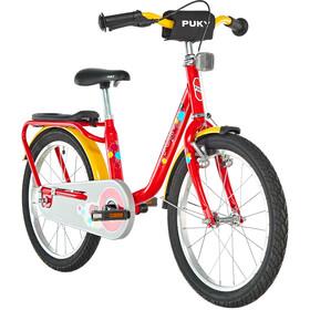 "Puky Z 8 Børnecykel 18"" rød"
